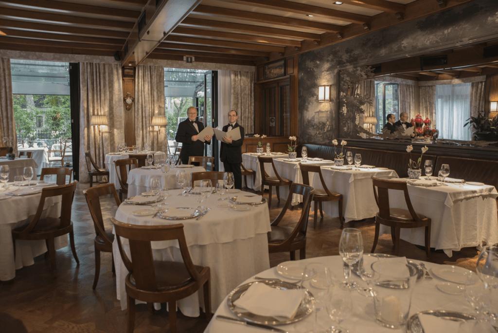 ristorante romantico monza brianza